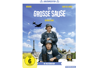 Die Grosse Sause (Jubiläumsedition/Digital ReM.) - (Blu-ray)