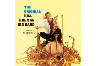 Bill Holman Big Band - Complete Recordings (CD)
