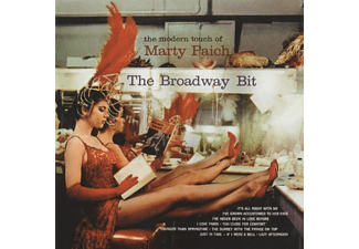 Marty Paich - The Broadway Bit (HQ) (Vinyl LP (nagylemez))