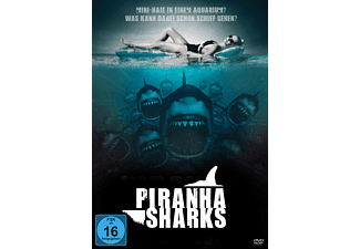 Piranha Sharks - (DVD)