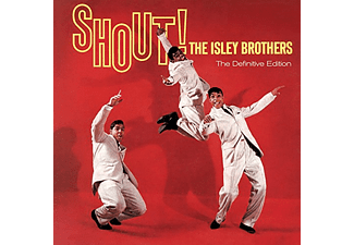 Isley Brothers - Shout! (CD)