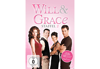 Will & Grace - Staffel 2 [DVD]
