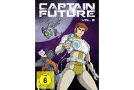 Captain Future Vol. 2 [DVD]