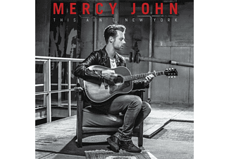 Mercy John - This Ain't New York - (CD)