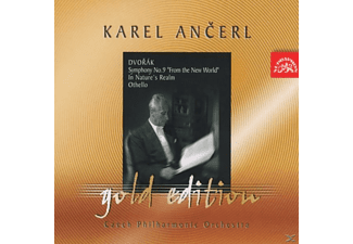 Karel/czech Philharmonic Or Ancerl, Karel/tp Ancerl - Ancerl Gold Ed.2: 9.Sinfonie - (CD)