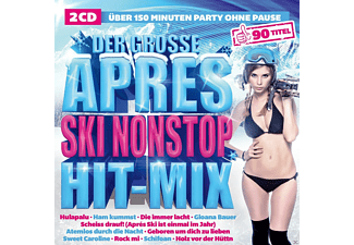 VARIOUS - Der Große Apres Ski Nonstop Hit-Mix - (CD)