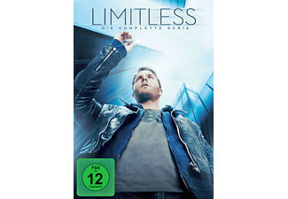 Limitless - Staffel 1 - (DVD)
