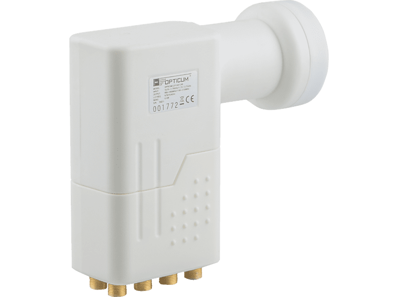 OPTICUM RED LOP-04H Octo LNB