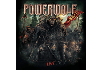 Powerwolf - The Metal Mass: Live 2015 (Mediabook) CD + DVD