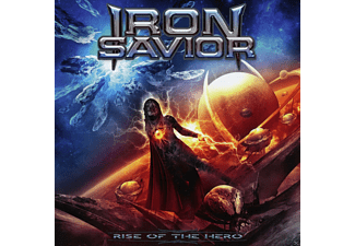 Iron Savior - Rise Of The Hero - (CD)