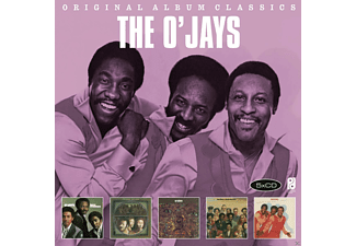 The O'Jays - Original Album Classics - (CD)