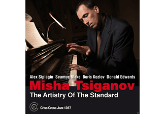 Misha Tsiganov - The Artistry Of The Standard - (CD)