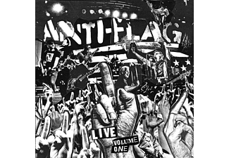 Anti-Flag - Live Volume One - (Vinyl)
