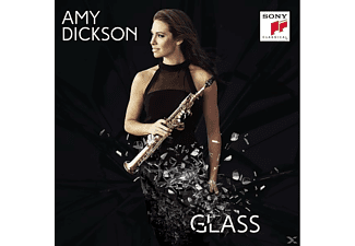 Amy Dickson, Catherine Milledge, Royal Philharmonic Orchestra - Glass - (CD)