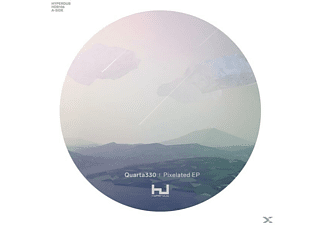 Quarta 330 - Pixelated EP [Vinyl]