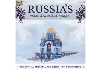 The Optina Pustyn Male Choir - Russia`S Most Beautiful Songs - (CD)