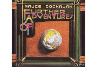 Bruce Cockburn - Further Adventures Of - (CD)