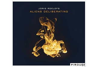 Joris Roelofs - Aliens Deliberating - (CD)