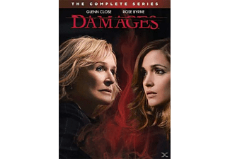 Damages Complete collectie TV-serie
