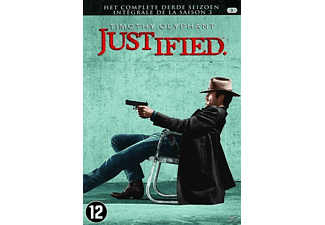 Justified Saison 3 Série TV