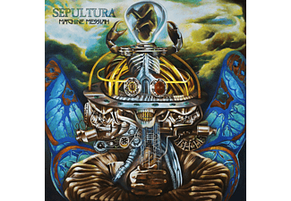 Sepultura - Machine Messiah CD