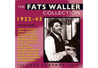 Fats Waller - The Fats Waller Collection 1922-43 - (CD)