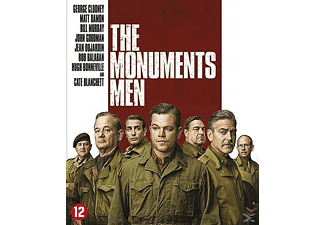 The Monuments Men - Blu-ray
