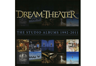 Dream Theater - The Studio Albums 1992-2011 - (CD)