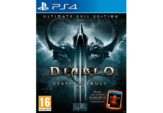 Diablo 3: Ultimate Evil editie UK PS4