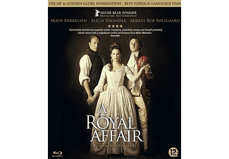 A Royal Affaire Blu-ray