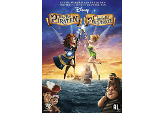 Tinkerbell en de piraten DVD