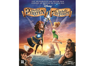 Clochette fee pirate Blu-ray