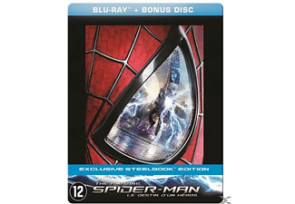 The Amazing Spider-Man 2 - Steelbook Blu-ray