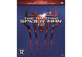 The Amazing Spider-Man 1 & 2 Blu-ray