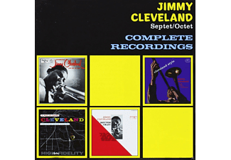 Jimmy Cleveland - Jimmy Cleveland Septet/Octet-Complete Recordings - (CD)
