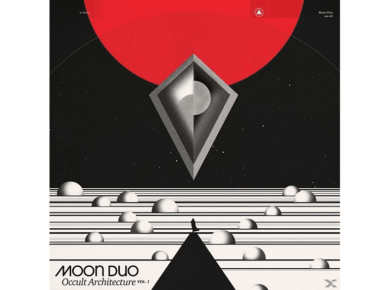 Moon Duo - Occult Architecture Vol.1 [CD]