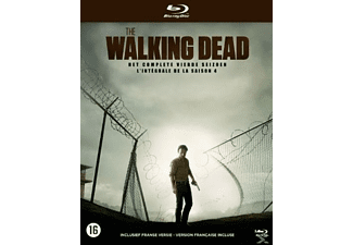 The Walking Dead Seizoen 4 TV-serie