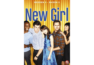 New Girl - Seizoen 3 TV-serie