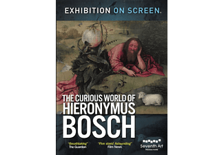 Hieronymus Bosch - The Curious World of Hieronymus Bosch - (DVD)