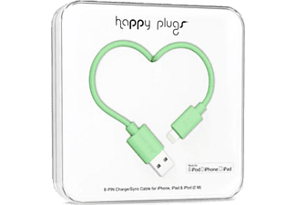 HAPPY PLUGS Lightning To USB Şarj ve Senkronizasyon Kablosu (2.0m) Mint