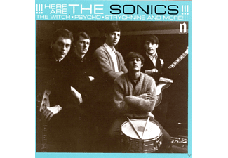 Sonics - Here Are The Sonics!!! - (Vinyl)
