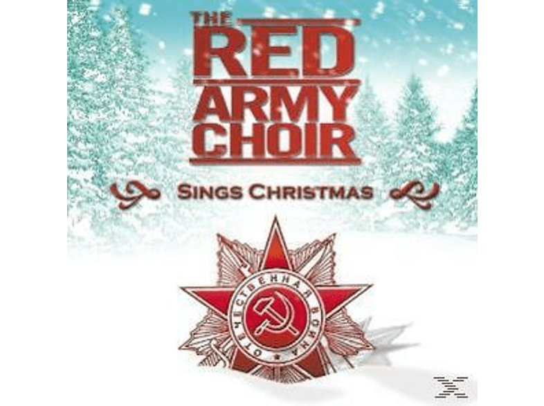 Red Army Choir - Sings Christmas Songs [CD]