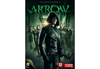 Arrow Seizoen 2 TV-serie