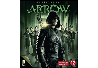 Arrow - Seizoen 2 - Blu-ray