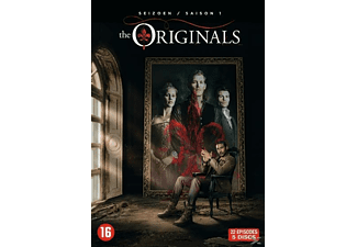 The originals Seizoen 1 DVD