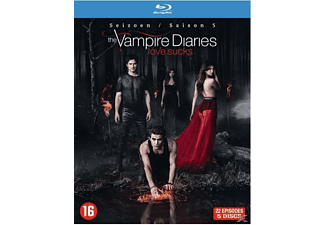 The Vampire Diaries Saison 5 Série TV