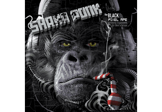 Shaka Ponk - The Black Pixel APE CD