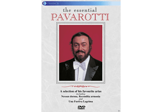 Luciano Pavarotti, Royal Philharmonic Orchestra - The Essential Pavarotti - (DVD)
