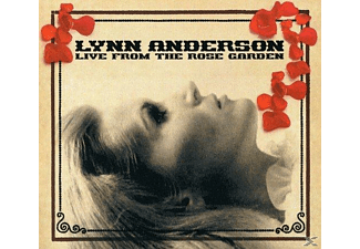 Lynn Anderson - Live From The Rose Garden - (CD + DVD)