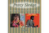 Percy Sledge - When A Man Loves A Woman+Warm And Tender Soul [CD]